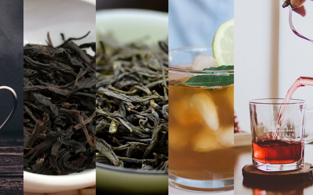 Ditch the Teabags and Switch to Loose-Leaf Tea. How and Why