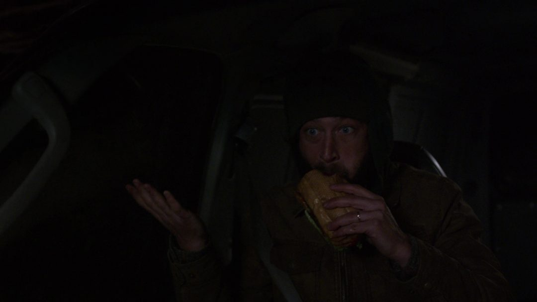 (17) David didn't make The Punisher a sandwich