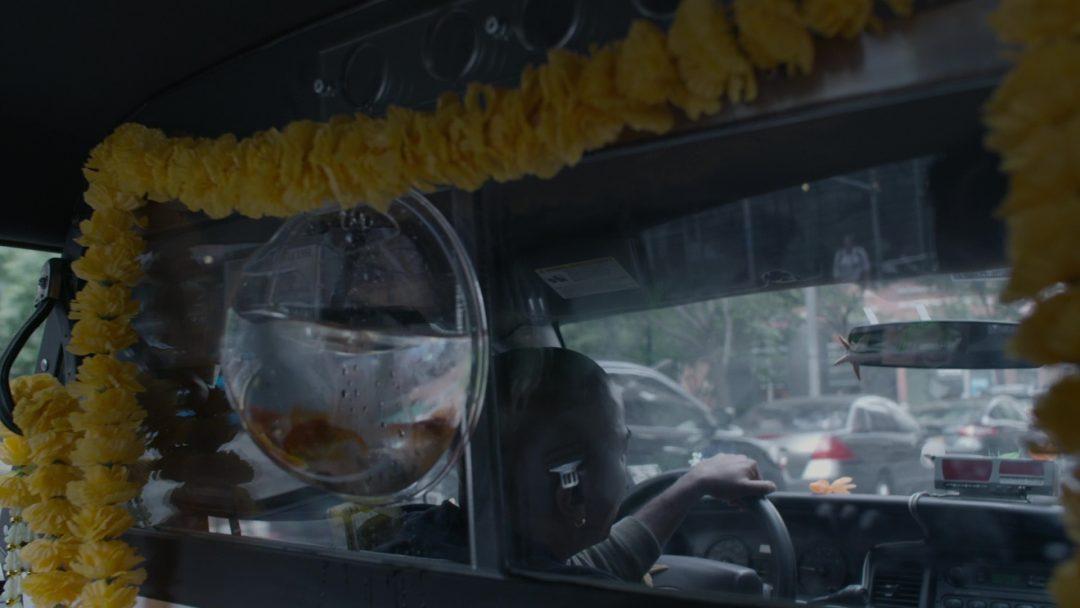 18 - ...into a taxi