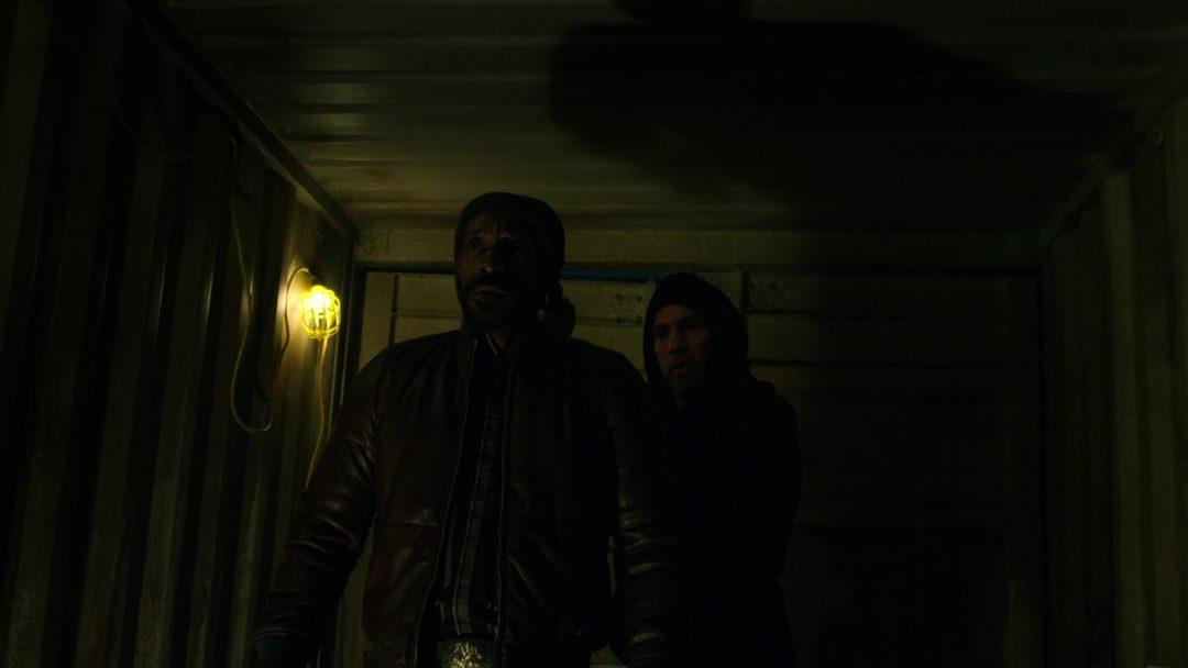 2 - Turk Barrett guest stars