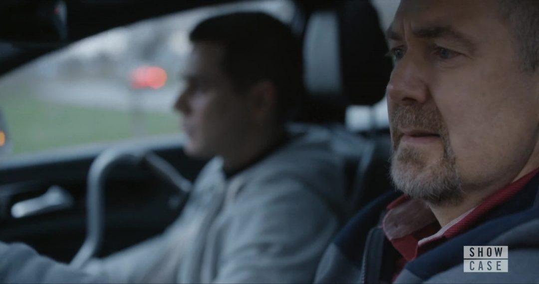 5 - Trevor and sad Gary