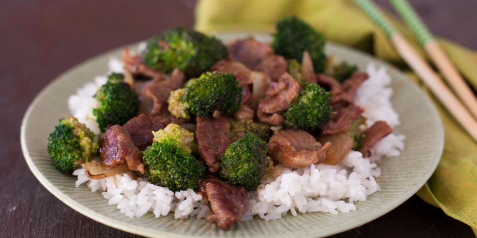 Recipe of the day: Easy Broccoli and Beef Stir-Fry