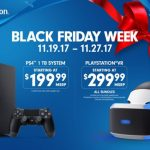 Black Friday Deal: Sony PS4 for just $199.99 and More Starting 11/19