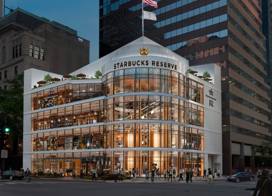 Starbucks Loves Chicago, and is Opening Their Biggest Store Ever There