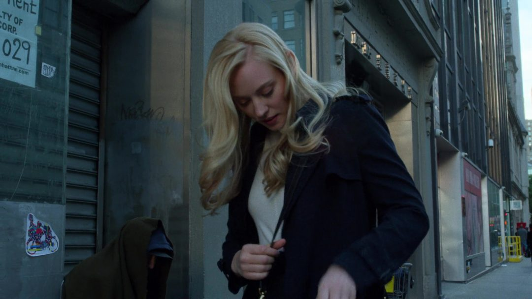 Karen Page makes an appearance