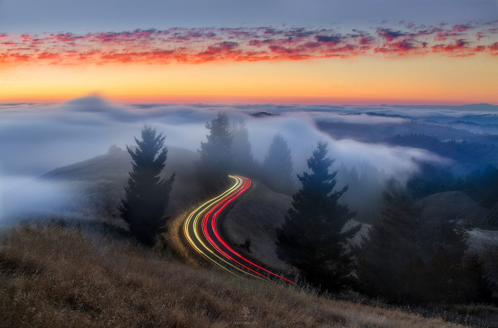 "Photo of the Day: ""Road to Enlightenment"" by Matt Walker"