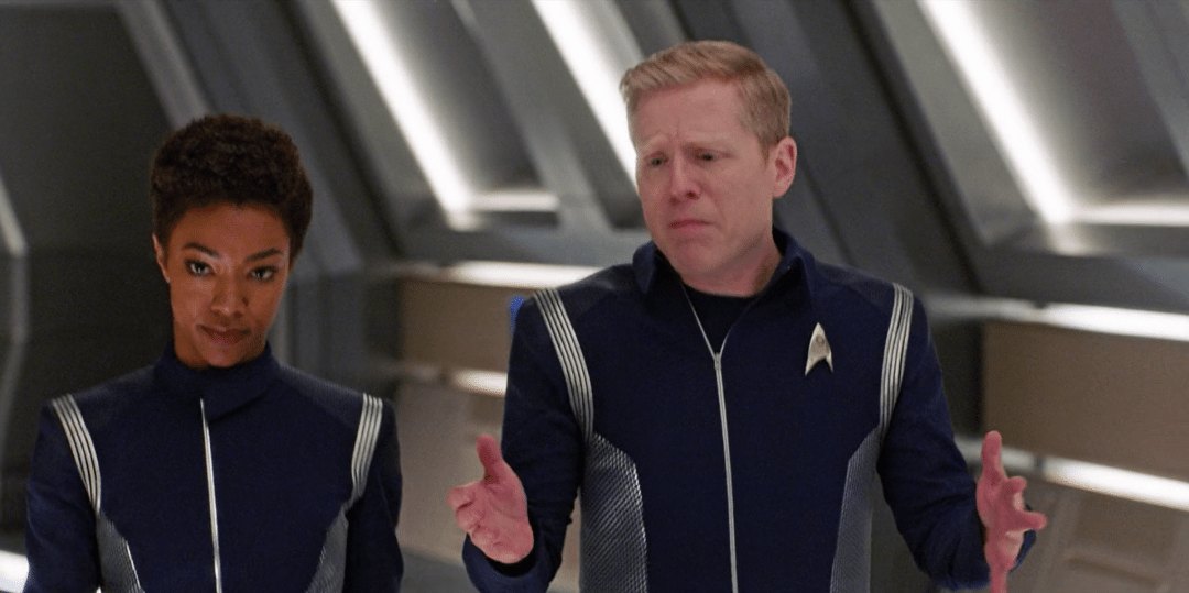 Stamets exists outside of time