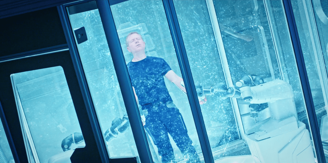 Stamets is struggling with jumping once every few seconds
