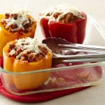 Recipe of the Day: 15-Minute Prep Stuffed Peppers