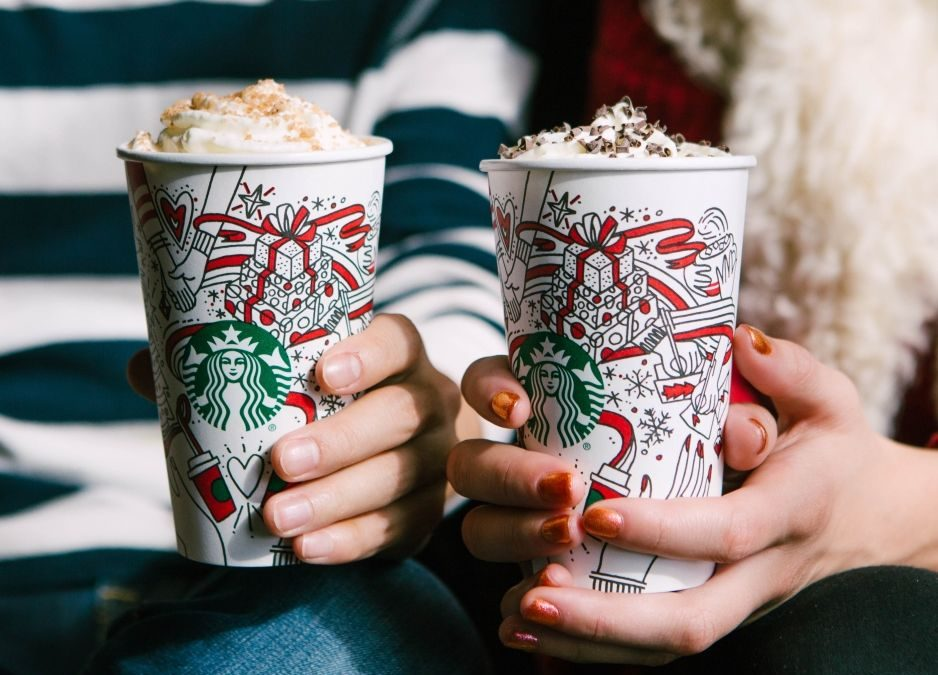 Starting Today, Starbucks Holiday Drinks Are Half-Priced, if You Time it Right