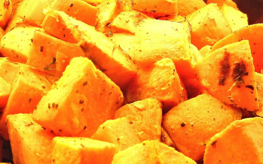 Recipe of the Day: Easy Savory Sweet Potatoes Recipe