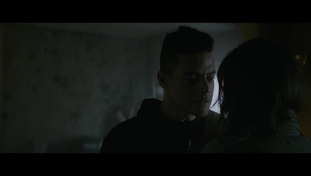 13 - Elliot confesses to Darlene that he liked Mr. Robot's chaos
