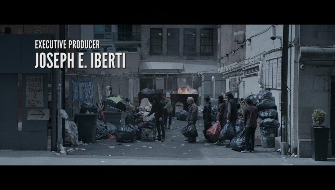 17 - Elliot discards the Mr. Robot jacket