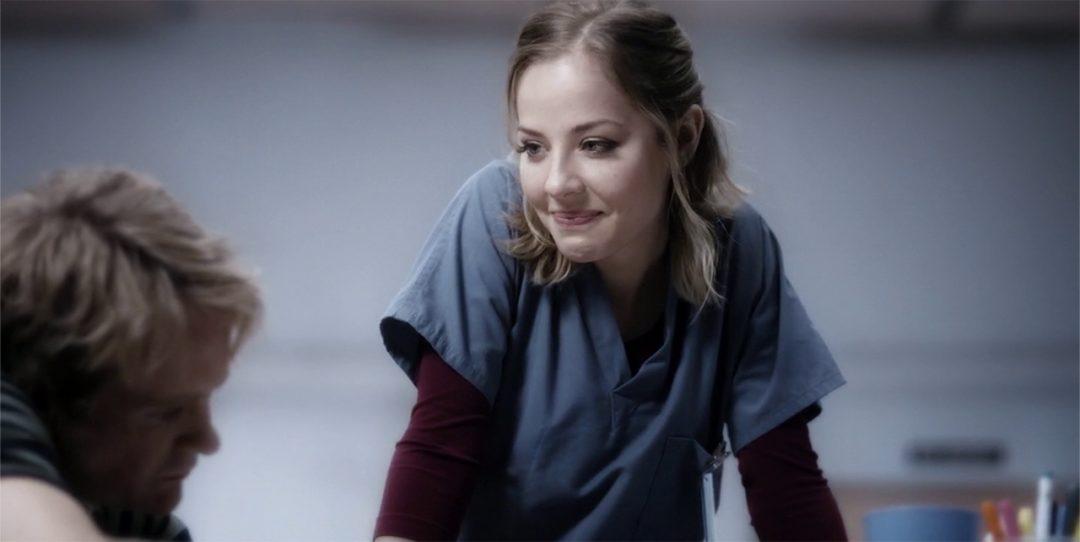 17 - Meet Marcy 1.0, pre-'brain-damage', as she talks to Simon
