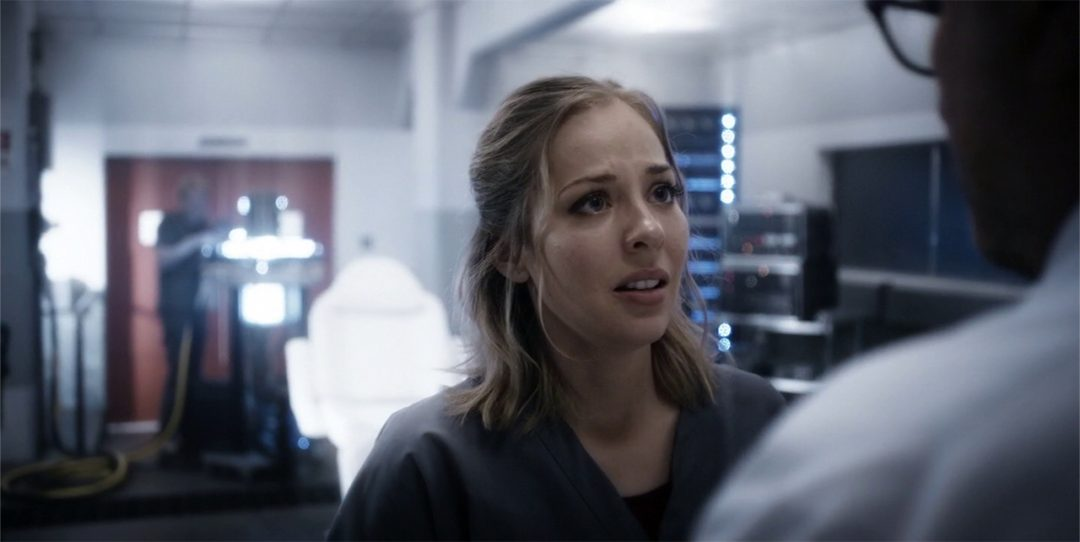 21 - Mary 1.0 wants to back out, but Vincent won't let her leave