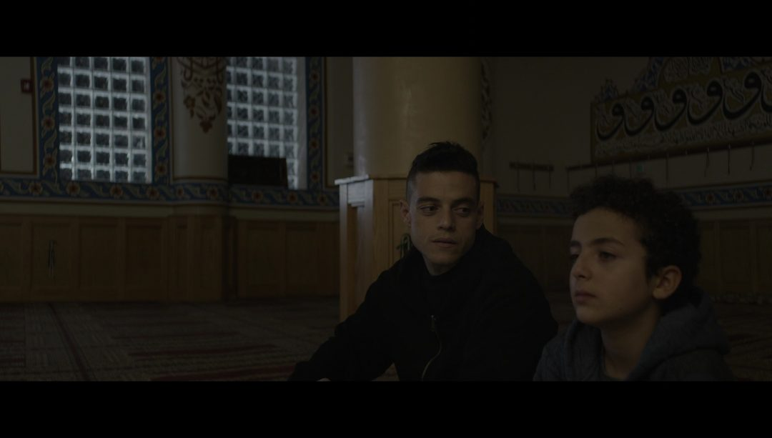 40 - Elliot and Mohammed have a heart-to-heart in the mosque