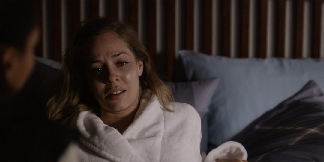 40 - Marcy is sorry that she upset David