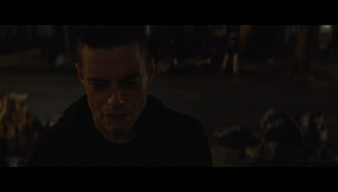 42 - Elliot cries after deciding not to end his life