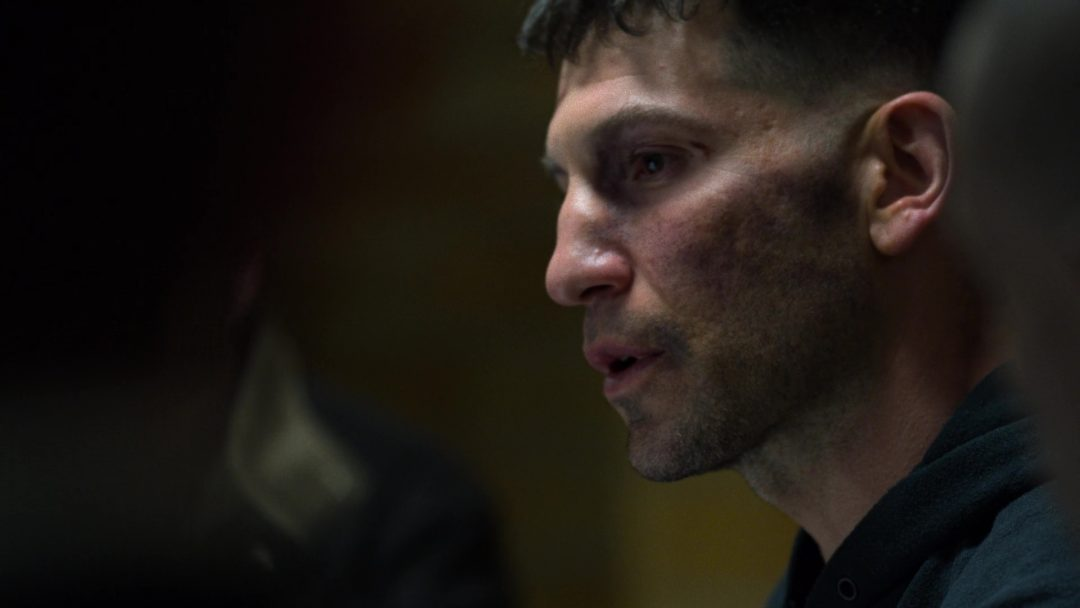 (52) The Punisher admits he's scared now that he has no war to fight