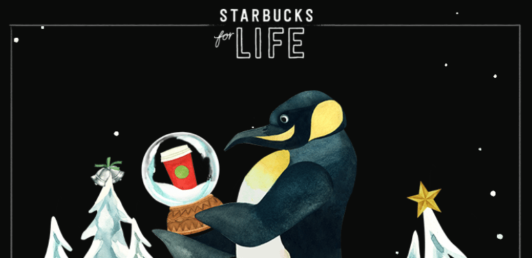 Free Starbucks For Life is Back: Here's How to Play