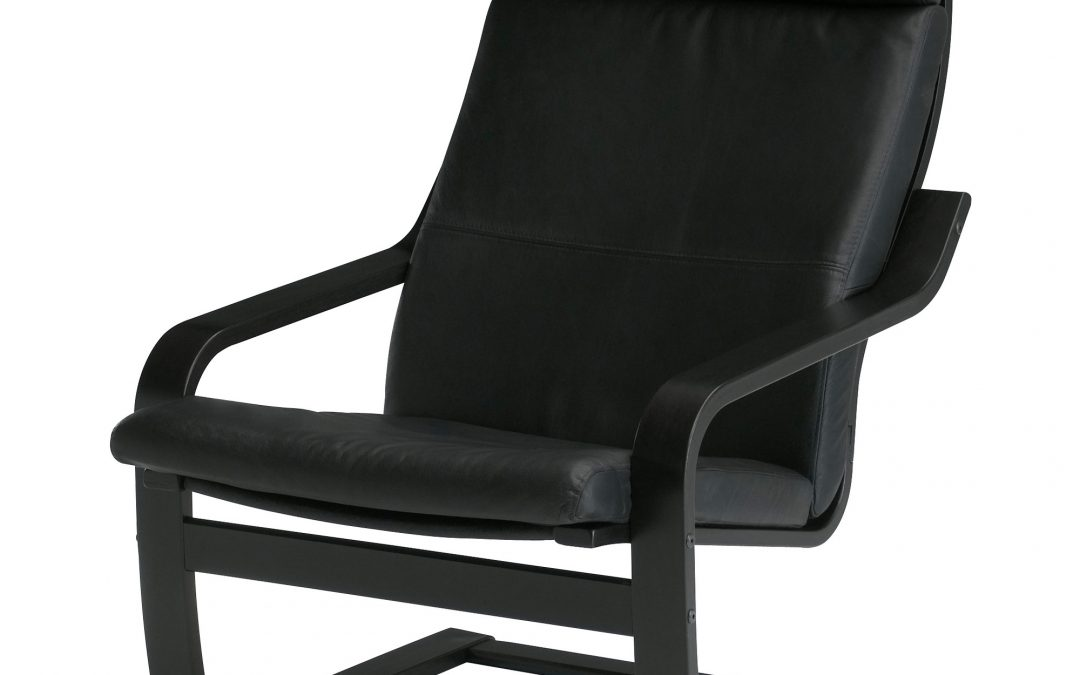 Ikea Poang Armchair With Leather Cushion Review Day Of The Human