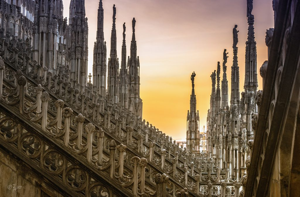 "Photos of the Day: ""2017 Duomo"" by J H, and More Photos Inside"