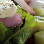 Recipe of the Day: Spinach Salad with White Wine Honey Vinaigrette Recipe