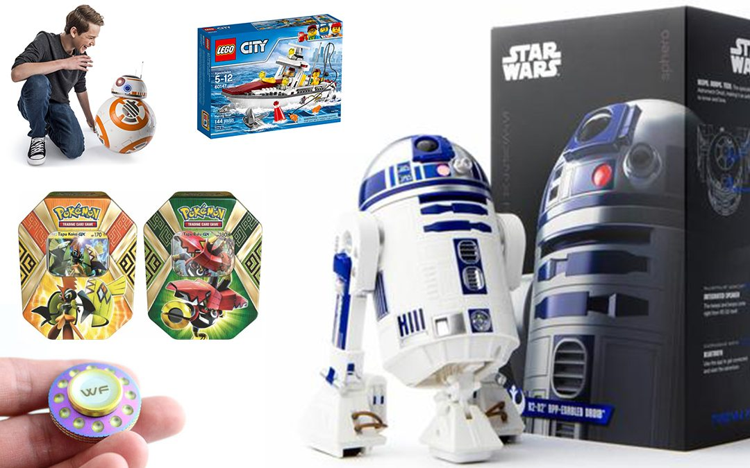 Toy Deals of the Day: Pokémon Trading Card Game, Star Wars Sphero, LEGO and More