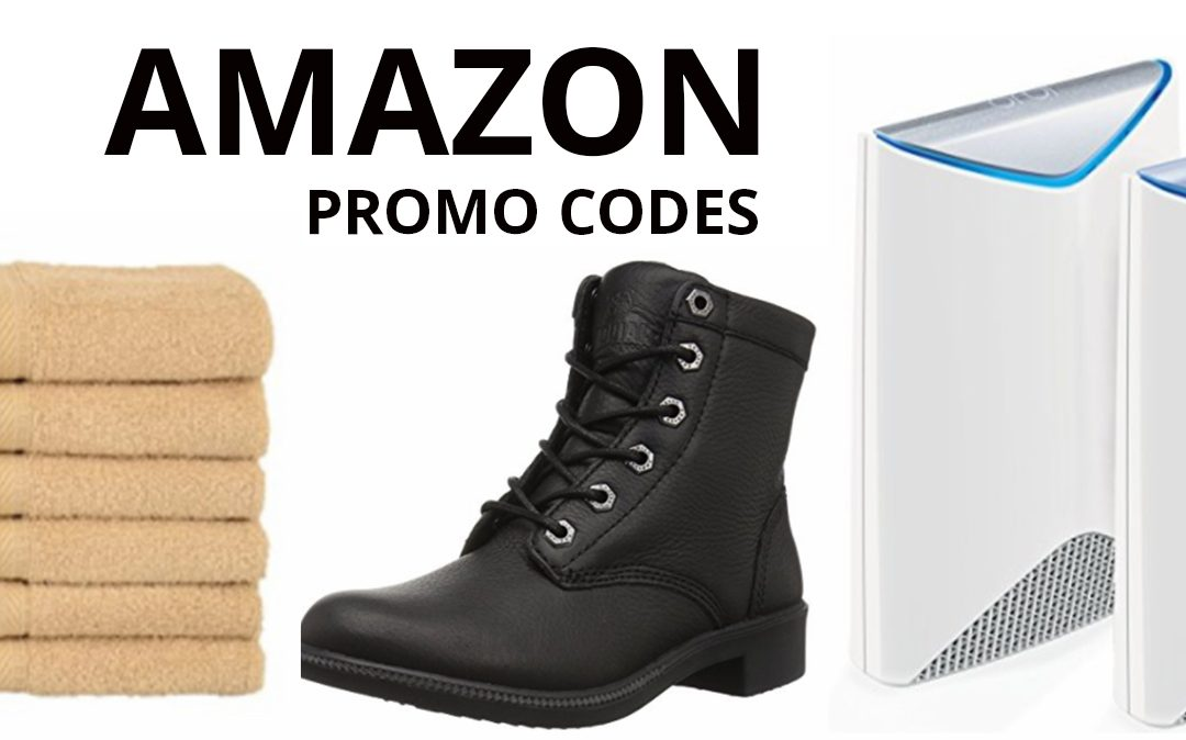 Deals of the Day: Amazon Promo Code Deals for 12/30/2017