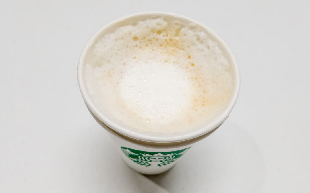 Starbucks Blonde Cappuccino Review: Light, Foamy, and Ultra-Drinkable