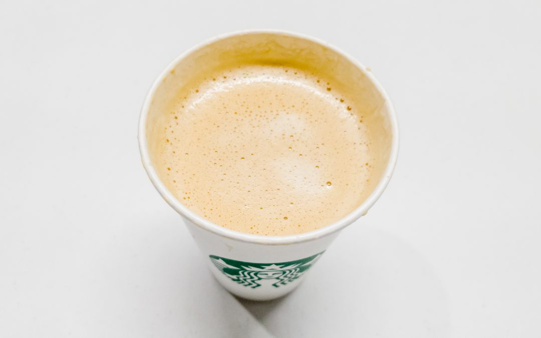 Starbucks Blonde Vanilla Latte Review: Sweet, Floral, Bright, and ...