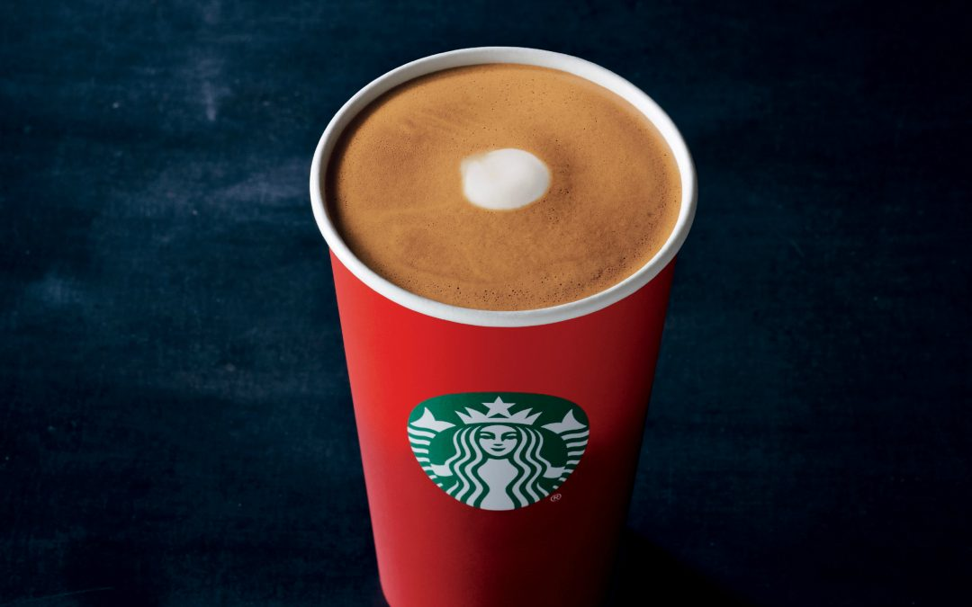 Starbucks Holiday Spice Flat White Review: Cinnamon and Sugar Take the Stage, and It's Good