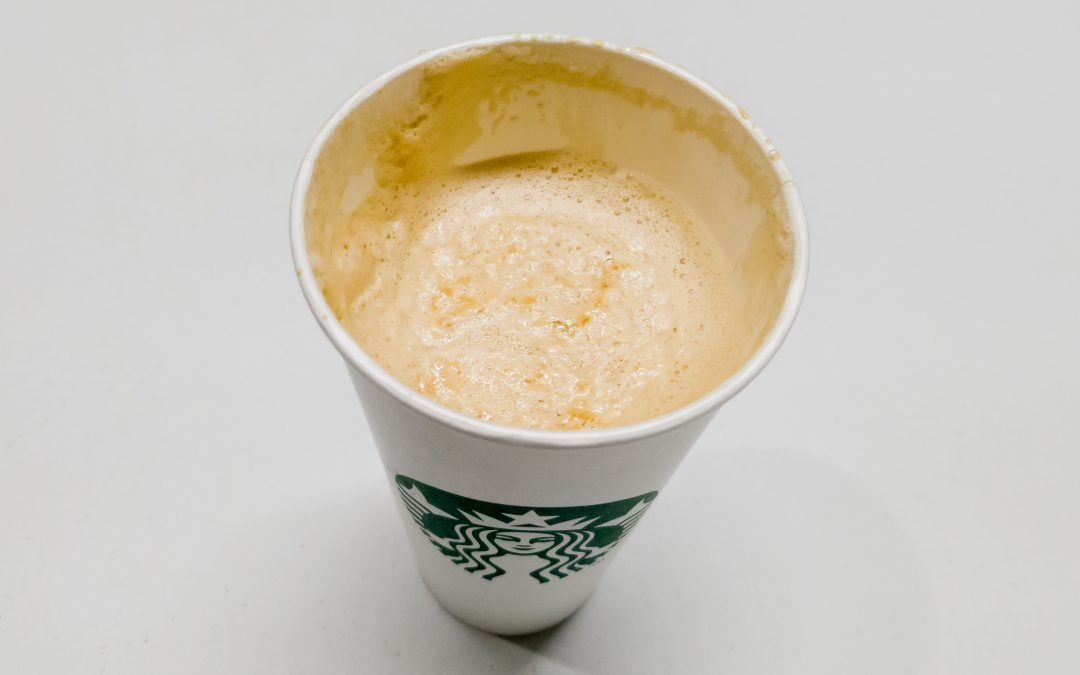 Starbucks Smoked Butterscotch Latte Review: It's Definitely Butterscotch, and I Like That