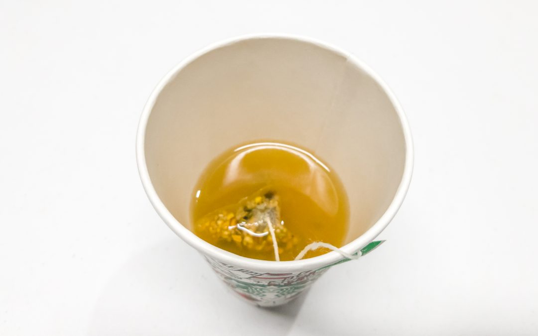 Starbucks Teavana Citrus Defender Tea Review: Too Sweet, But Cinnamon, Lemon and Honey Taste Great