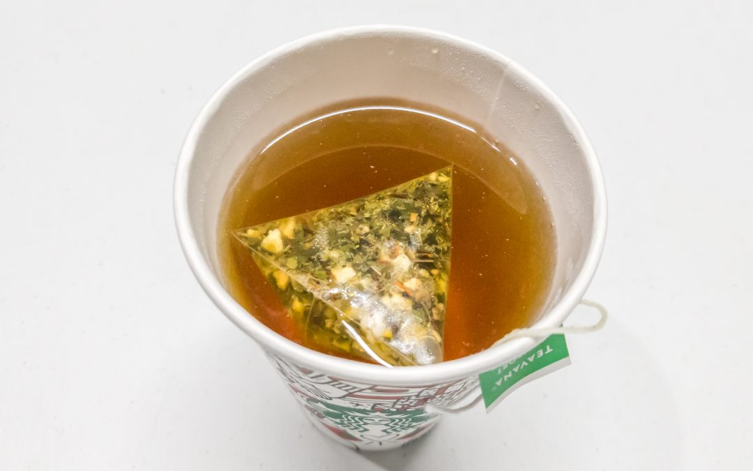 Starbucks Teavana Comfort Wellness Brewed Tea Review: Non-caffeinated Rooibos With a Little Mint