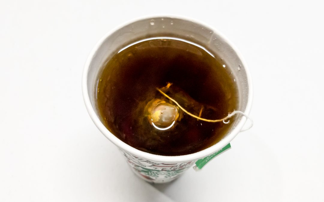 Starbucks Teavana Rev Up Wellness Brewed Tea Review: A Tasty Tropical-fruit Blend of Black and Green Tea